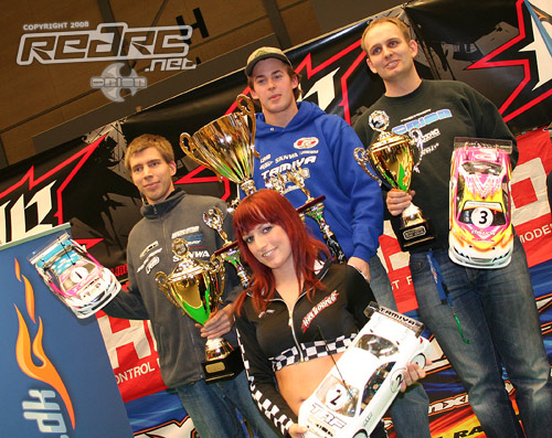 Modified Class Podium