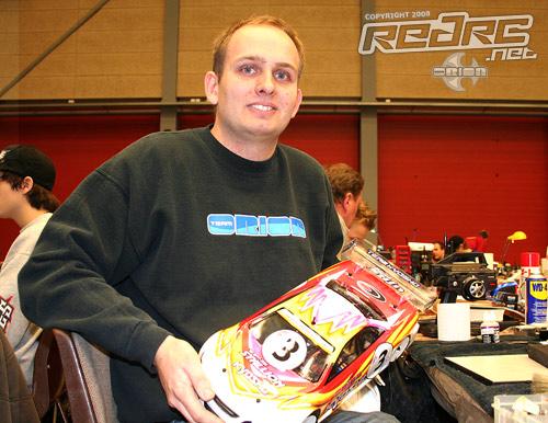 Steen Graversen wins round 2
