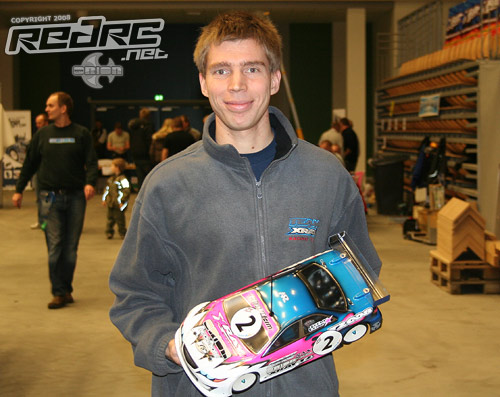 Teemu Leino goes quickest in Rd3