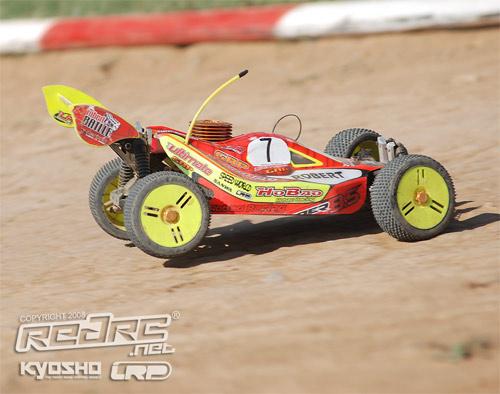Robert Batlle TQ's final Heat