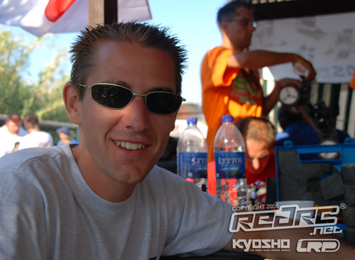 Top Qualifier Renaud Savoya