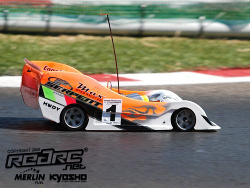 Massimo Fantini action