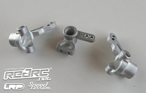 Corally RDX Phi prototype parts