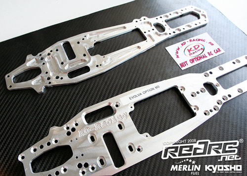 KD Racing Chassis'
