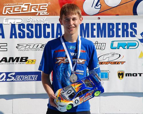 Elliot Harper - Junior Champion
