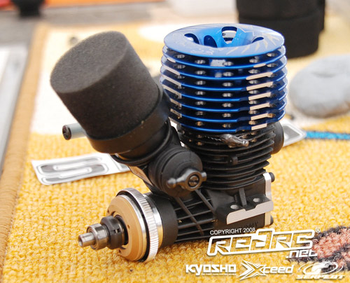 Sirio XXX 12 engine