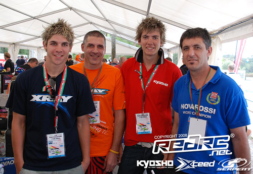 Peter Jovanovic and rest of the Australians