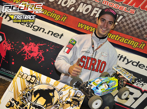 Rabitti cruises to Brushless title at the Arena