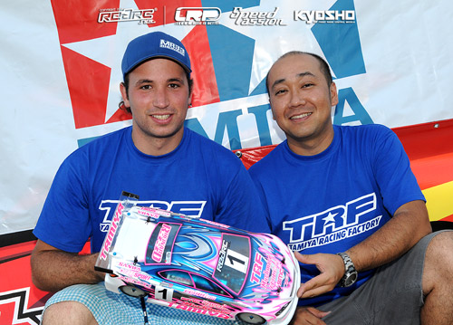 Marc Rheinard is World Championship TQ