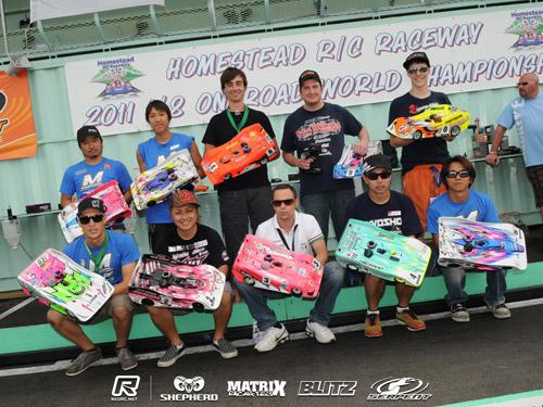 Main Finalists