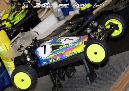 Dustin Evans Car