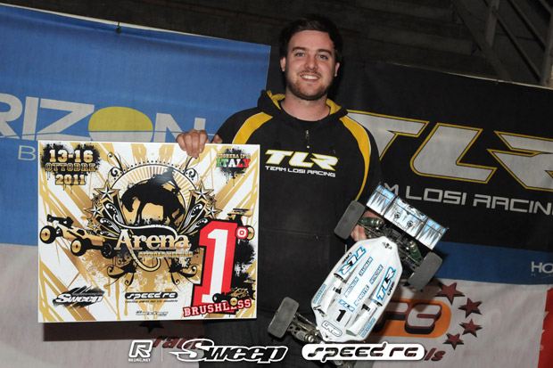 First title of Arena 2011 goes to Bloomfield