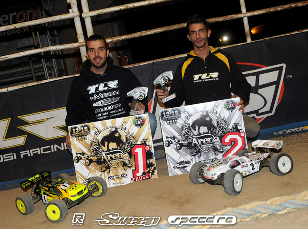 Aigoin successfully defends Arena Truggy title