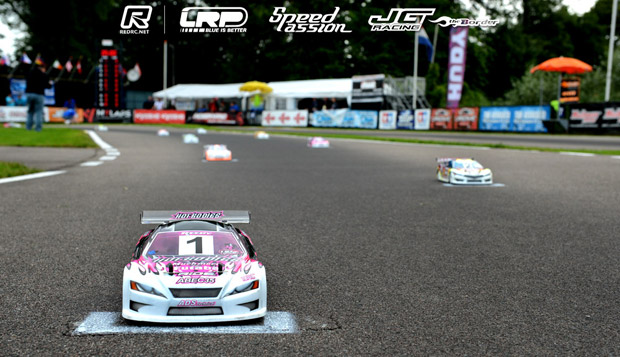 2012 IFMAR ISTC World Championship LRSat-Grid