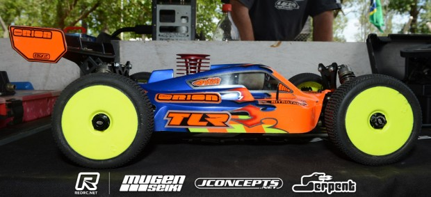 Red RC Events » Chassis Focus - Dakotah Phend
