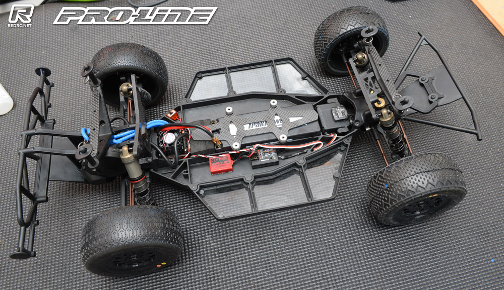 Red Rc Events 187 Chassis Focus Mike Truhe