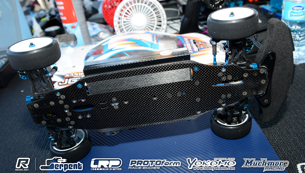 Rc Cars Australia >> Red RC – Events » New in the pits – Tamiya TRF419