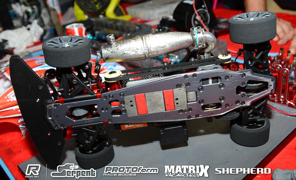 red rc  chassis focus dario balestri