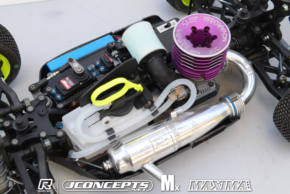 Red RC Events » Chassis Focus – Adam Drake