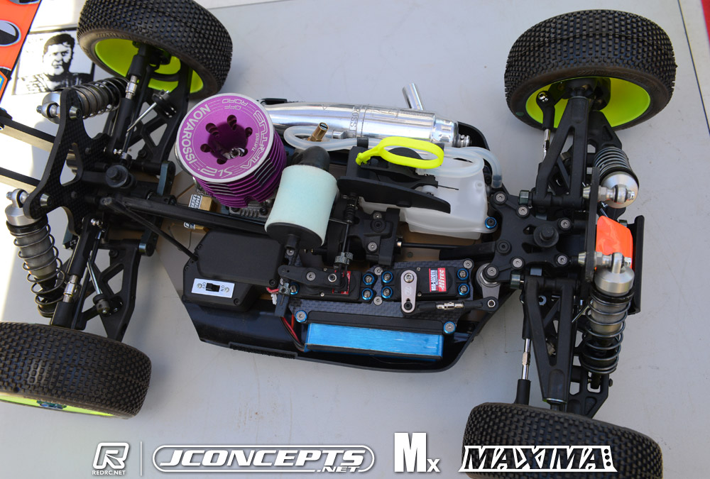 Red Rc Events 187 Chassis Focus Adam Drake