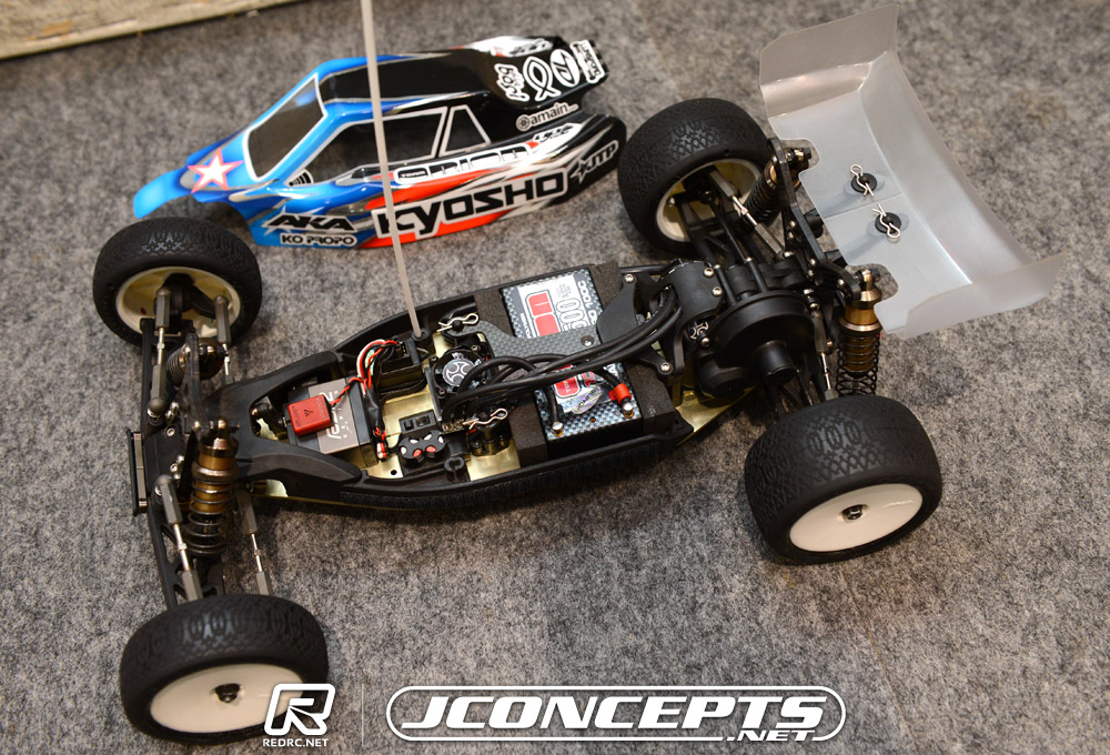 Kyosho Ultima RB6 & RB6.6 Car Thread - Page 882 - R/C Tech ...
