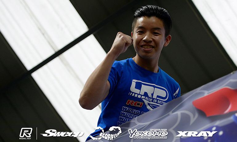 JJ Wang dominates AOC season opener